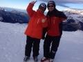Skiweekend 2015 - Matthias und Esther